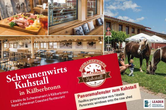 Schwanenwirts Kuhstall, Hotel Schwanen