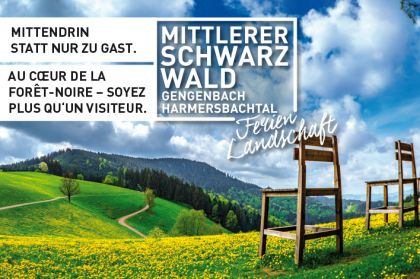 Mittlerer Schwarzwald 2020