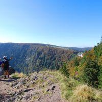 Wandern Vogesen Col De La Schlucht