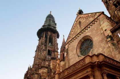 Sehenswerte Bauwerke Muenster Freiburg