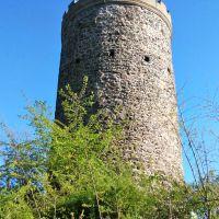 Der Westweg: Burg Husen