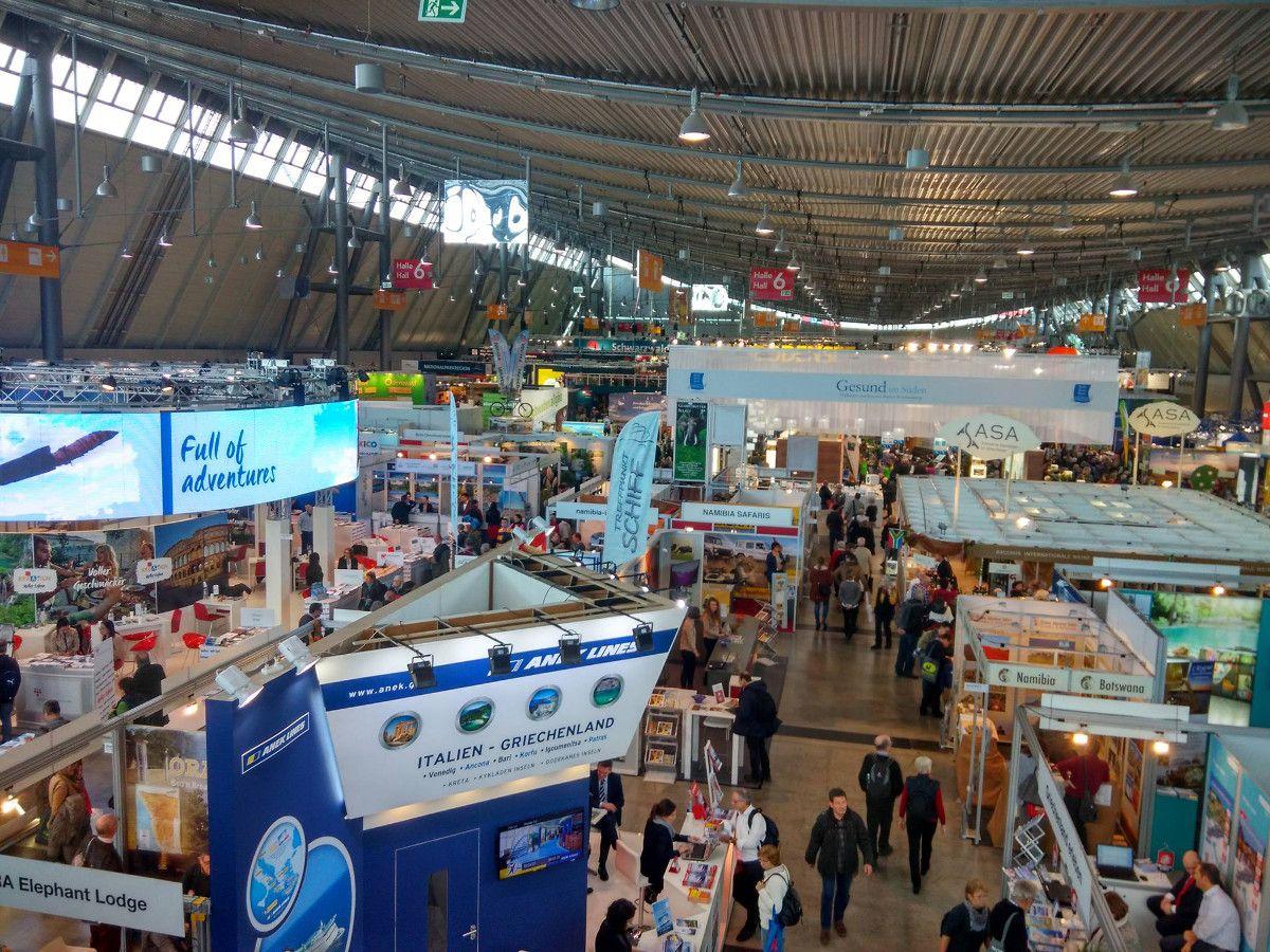 Cmt In Stuttgart Messe