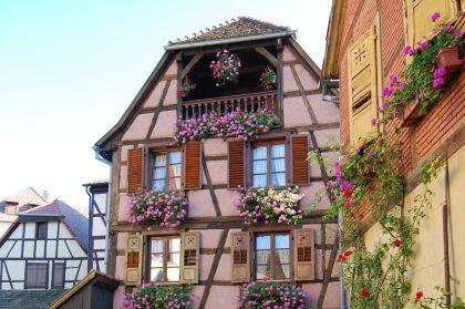 Burgen Schloesser Fachwerkwinkel