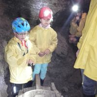 Erkundung Der Grube Wenzel Schwere Schubkarre