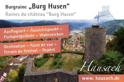 Hausach Burg 2021