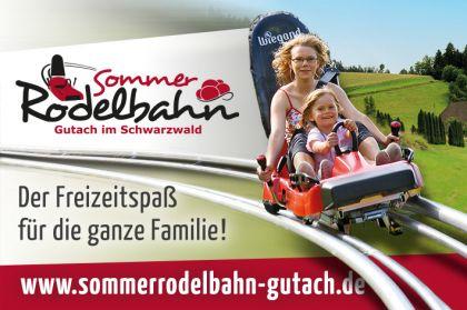Rodelbahn Gutach 2021