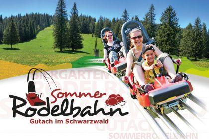 Rodelbahn Gutach - an der Schwarzwaldbahn