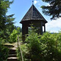 Elisabeth Geheimtipp Burgbachwasserfall Pavillon