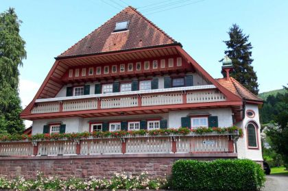 Das Hansjakob Museum im Freihof in Haslach im Kinzigtal