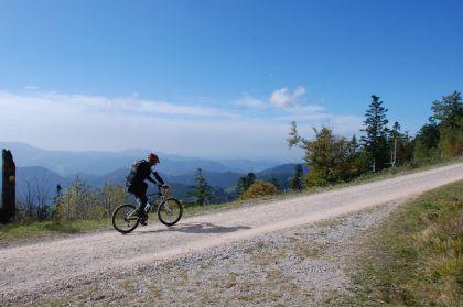 Mit Dem Fahrrad Unterwegs Westweg Biker