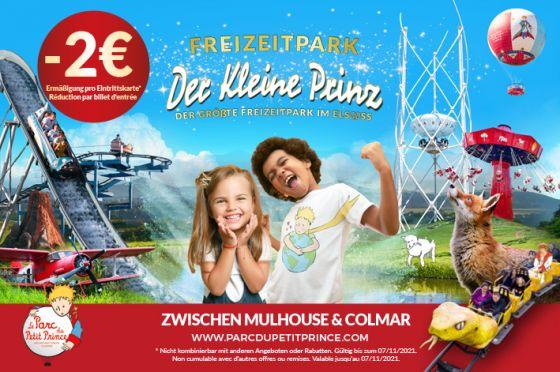 Parc Du Petit Prince 2021
