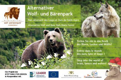 Alternativer Wolf- und Bärenpark Schwarzwald