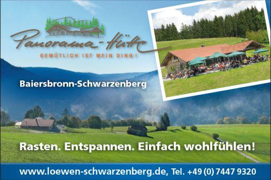 Panorama-Hütte, Baiersbronn-Schwarzenberg