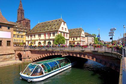 Strassburg Boote