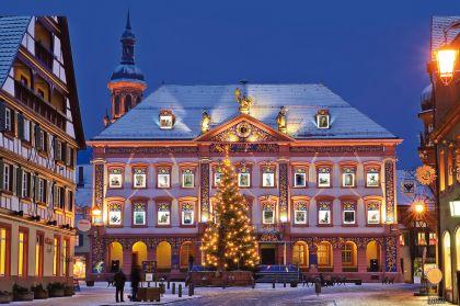 Weihnachten Adventskalender Gengenbach