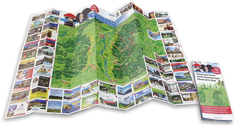 Infobaum Panoramakarte