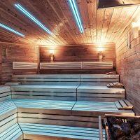 Keidel Sauna Innen