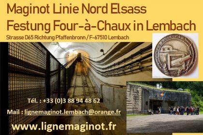 Ligne Maginot en Alsace du Nord