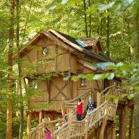 Tripsdrill Natur Resort Baumhaus Ahornwipfel