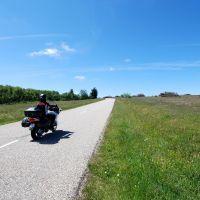 Route Des Cretes Champ Du Feu Motorrad