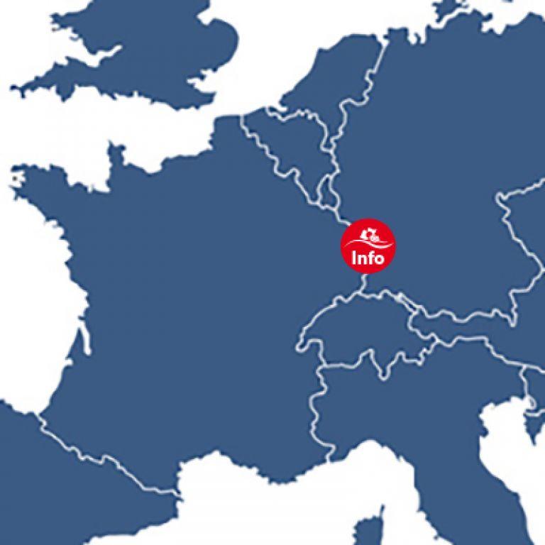 Infobaum Europa Lage 2