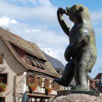 Elsaessische Weinstrasse Andlau Baer