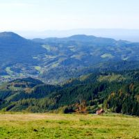 Schwarzwaldhochstrasse Bad Peterstal Griesbach Zuflucht 02