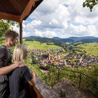 Oberharmersbach Wandern