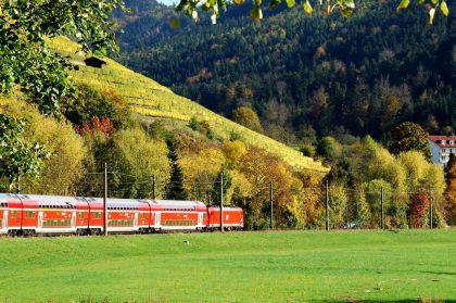 Schwarzwaldbahn In Gengenbach