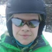Wintersport Im Schwarzwald Selfie