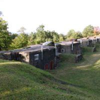 Fort De Mutzig Aussenansicht 2